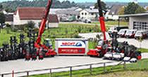 الموقع للمتاجرة Hecht Fördertechnik GmbH