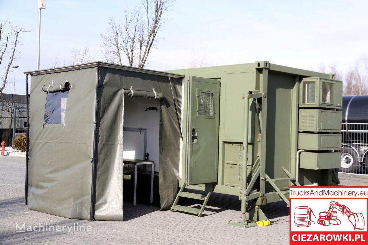 وحدة سكنية متنقلة ARMPOL / Military container body