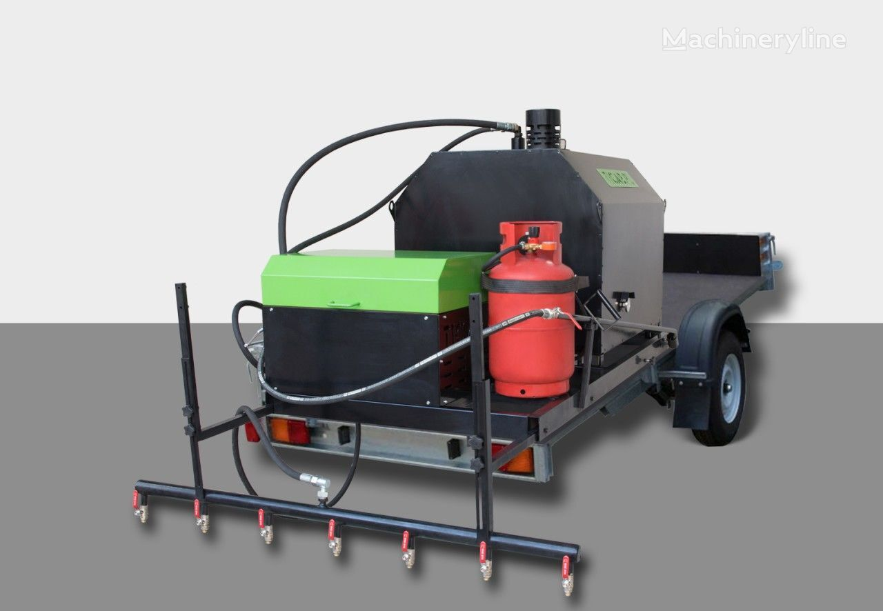 جديد شاحنة تزفيت الطرق Skrapiarka do asfaltu / Asphalt Sprayer TICAB BS-1000