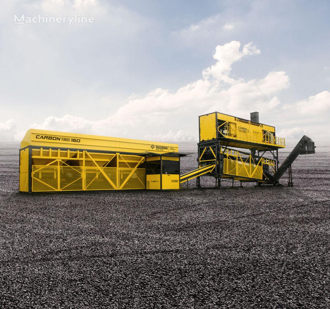 جديد ماكينة صناعة الأسفلت MARINI Carbon T-Max 160