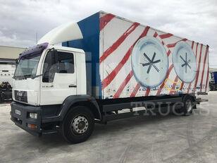 شاحنة مقفلة MAN 18.285 LLC