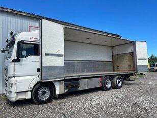 شاحنة مقفلة MAN TGX 26.440, 6x2