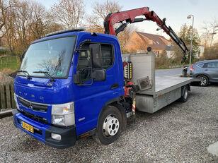 شاحنة نقل السيارات Mitsubishi Fuso Canter