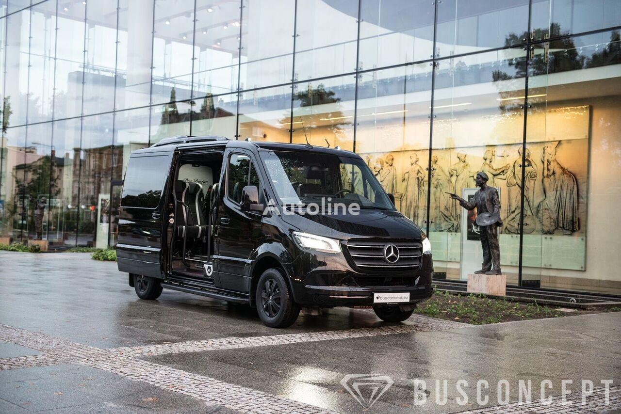 جديد الميكروباصات لنقل الركاب والحمولات MERCEDES-BENZ Sprinter 319 Taxi +Lift / Full Car CoC