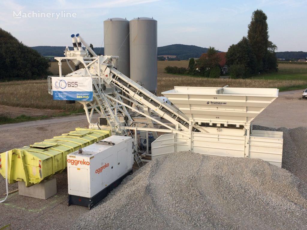 جديد ماكينة صناعة الخرسانة FRUMECAR EBA 1000 * 50 m³/h. *