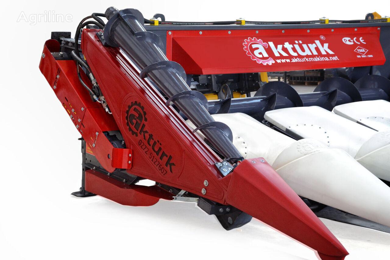 جديد حصادة الذرة AKTURK