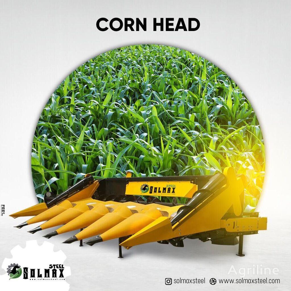 جديد حصادة الذرة SOLMAX STEEL CORN HEADER