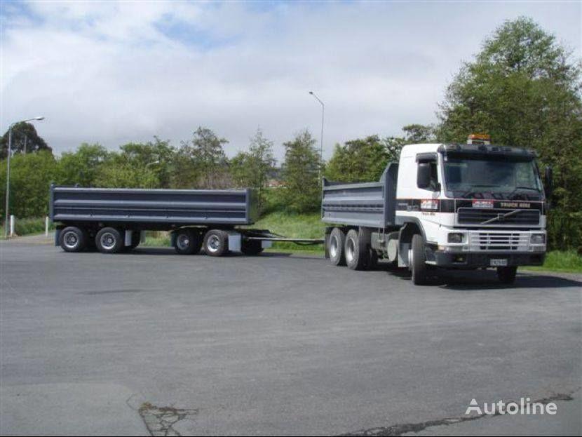 جديد العربات المقطورة شاحنة قلابة NOVA Special Tipper Trailer