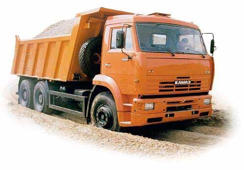 جديدة شاحنة قلابة KAMAZ 6520