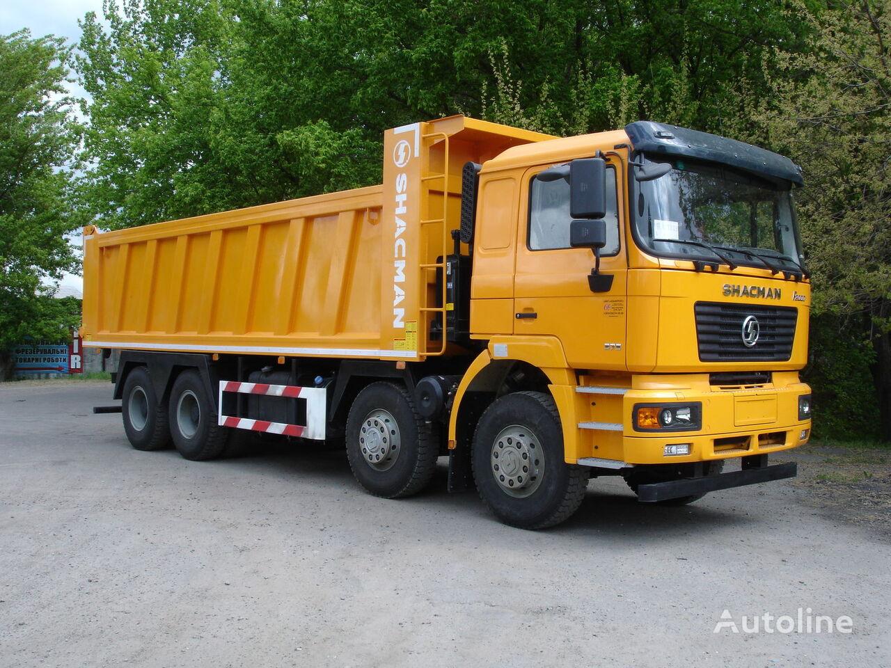 جديدة شاحنة قلابة SHACMAN SHAANXI F2000