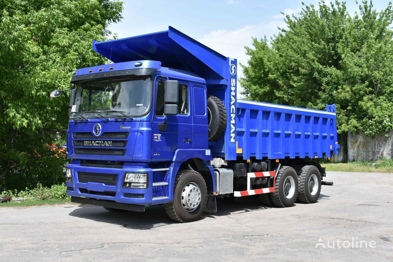 جديدة شاحنة قلابة SHACMAN SHAANXI F3000
