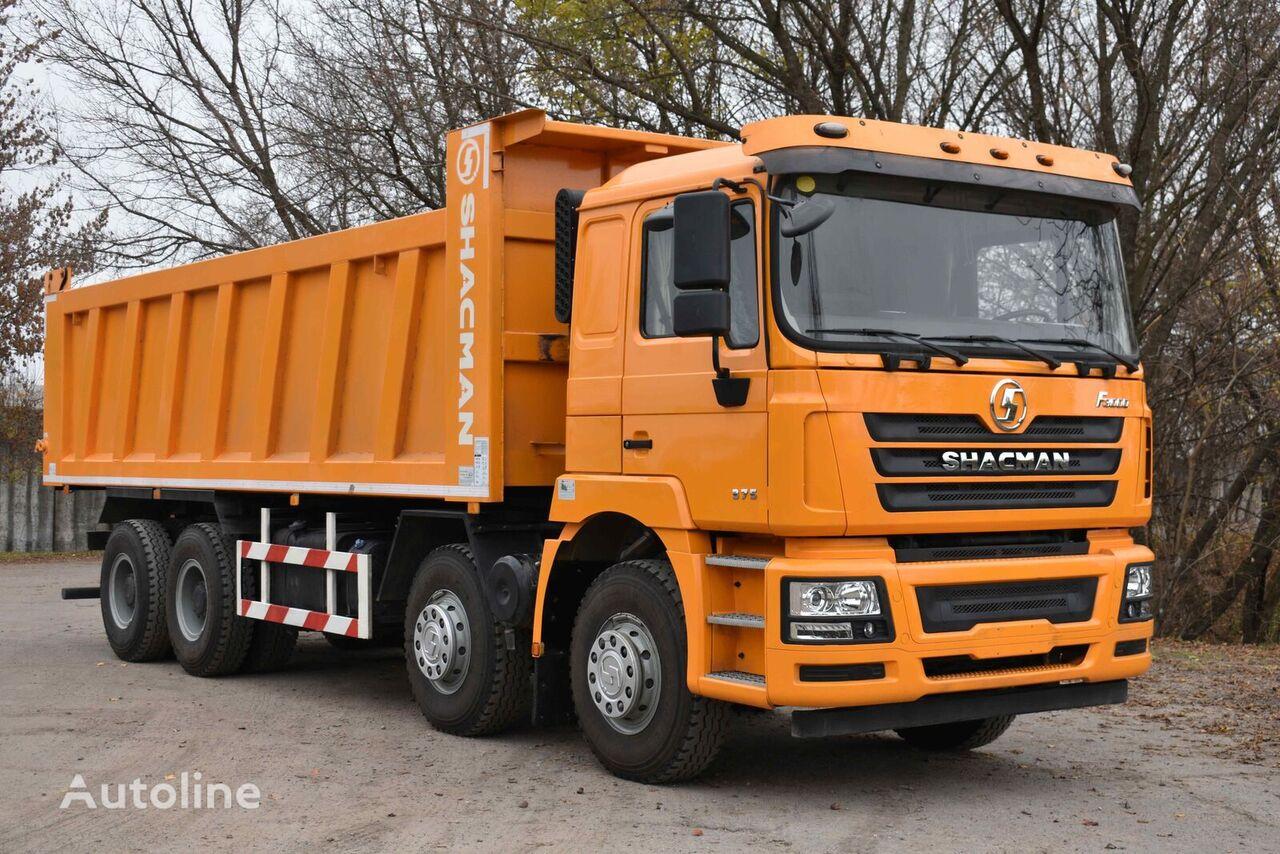 جديدة شاحنة قلابة SHACMAN SHAANXI F3000 8x4