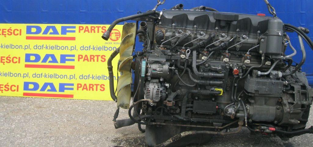 المحرك 460 KOMPLETNY لـ السيارات القاطرة DAF XF 105