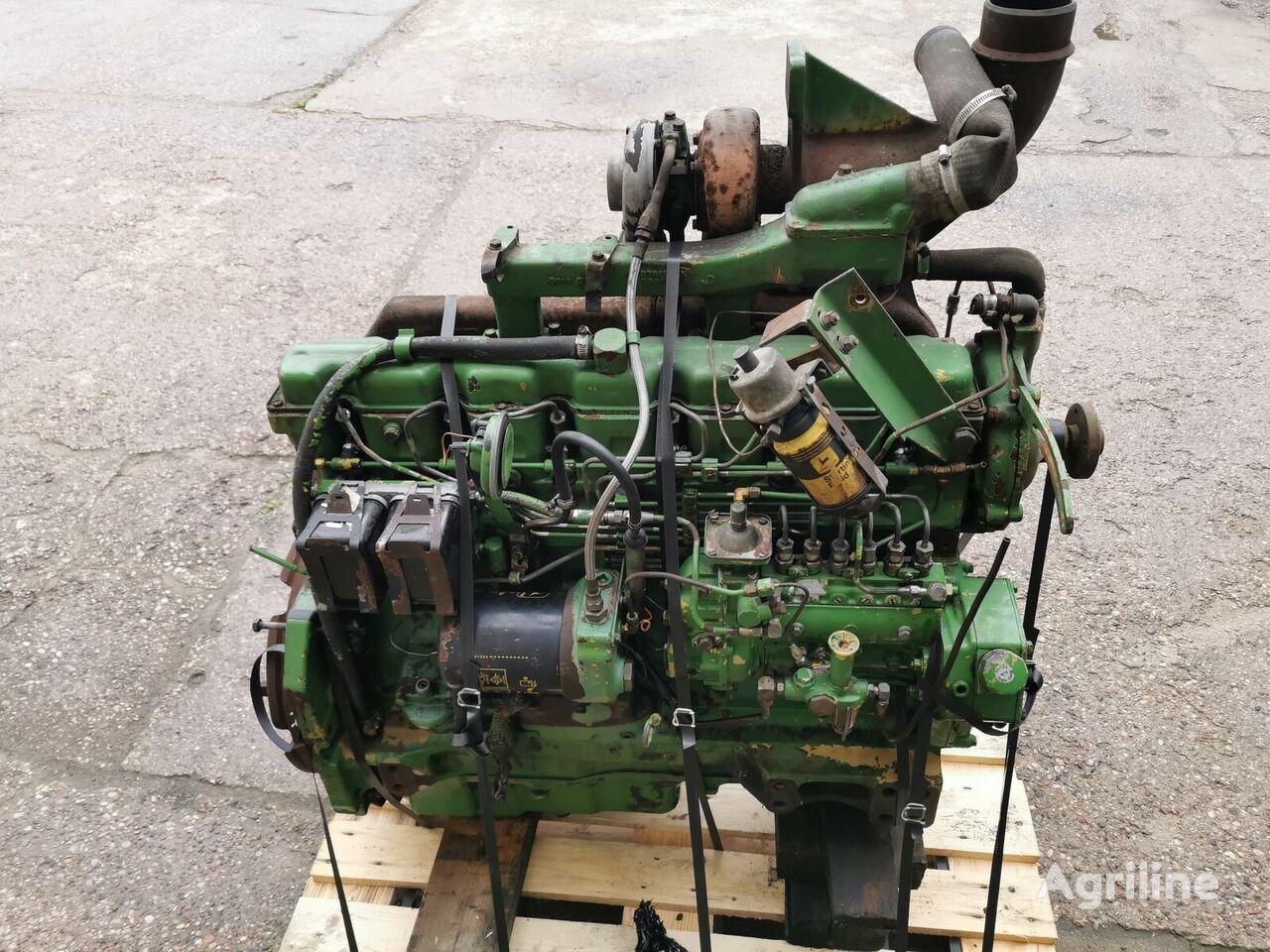 المحرك 4240S ( ) naudotas لـ جرارة JOHN DEERE