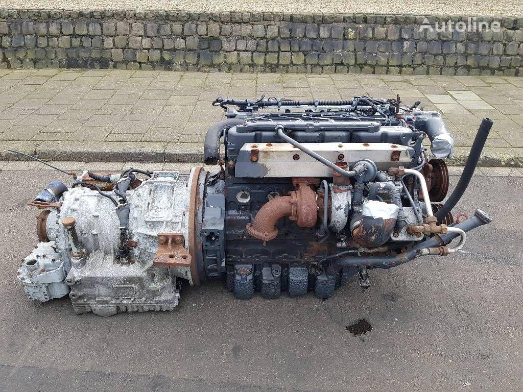 المحرك MAN D0826LOH17 لـ الشاحنات