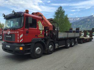 شاحنة مسطحة MAN VFL 32.464