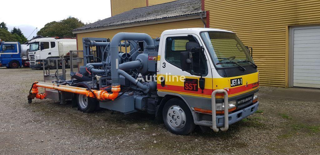 شاحنة نقل الوقود MITSUBISHI Jet-A1 Fuel Dispenser, 4 Stück Atcomex/Faudi
