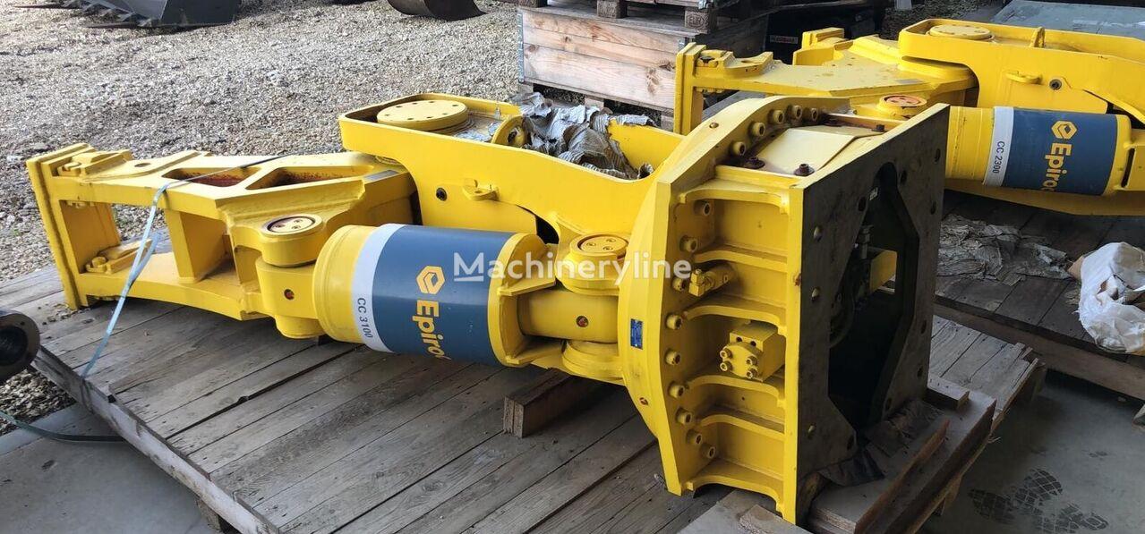 جديد ماكينة القص الهيدروليكي Atlas Copco EPIROC CC3100U