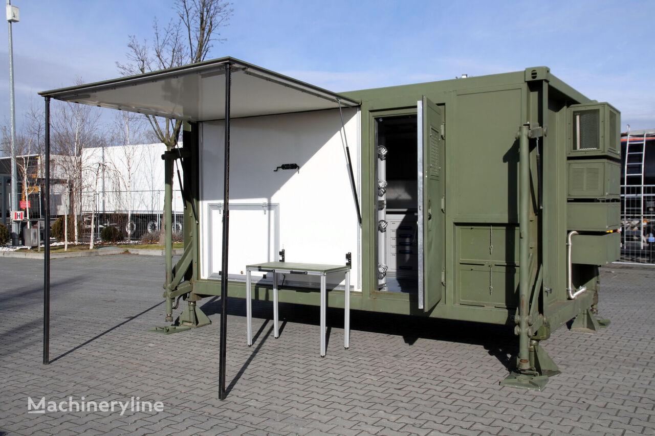 جديدة وحدة مكتبية ARMPOL / Military container body / NEW / UNUSED / 2020