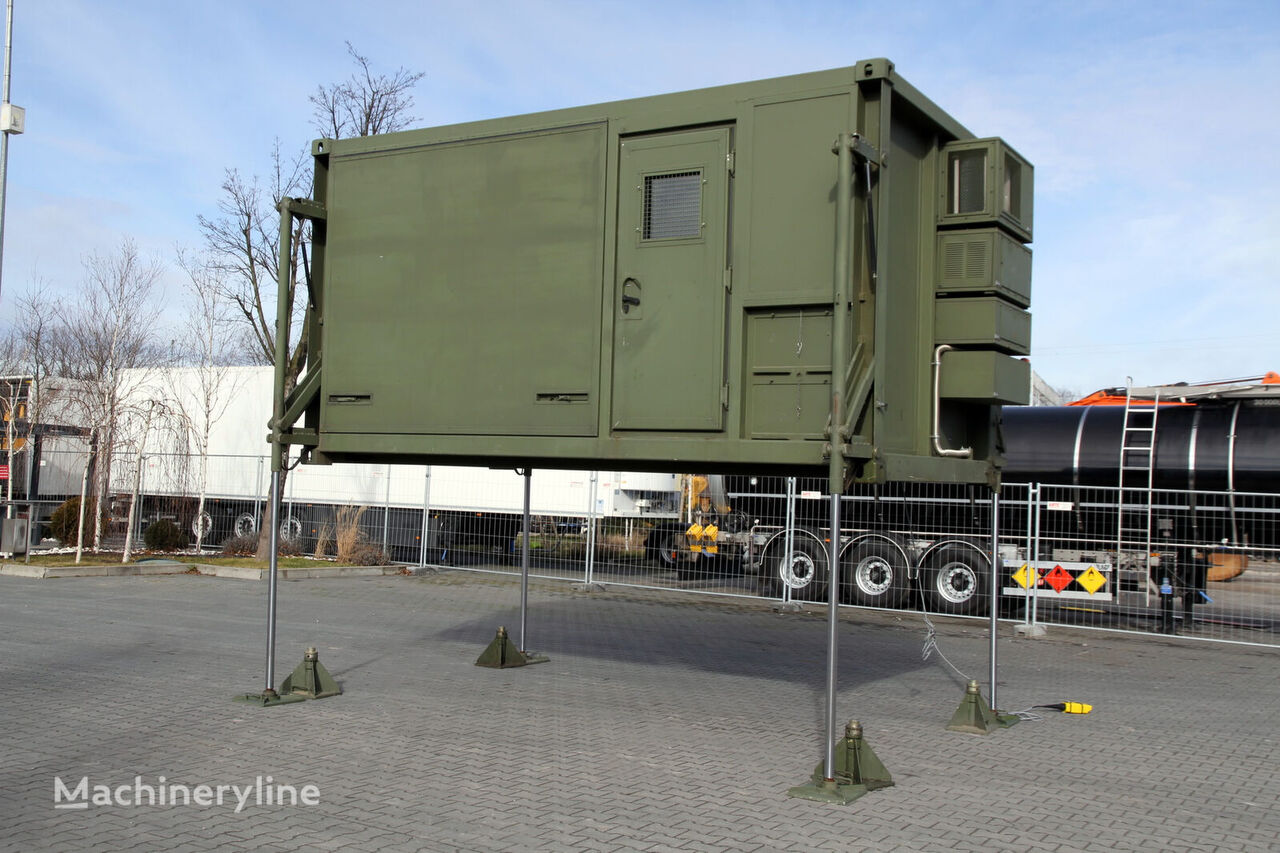 منزل / مكتب متنقل ARMPOL / Military container body / NEW / UNUSED / 2020