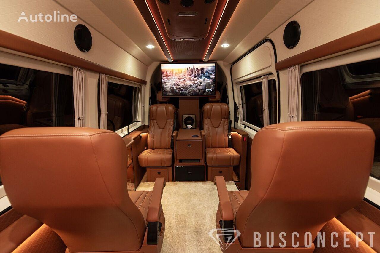 جديد الميكروباصات لنقل الركاب MERCEDES-BENZ MERCEDES-BENZ Sprinter 316 L3H2 VIP 1st Class / On Stock !!!