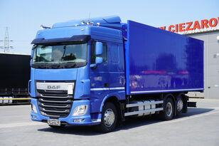 شاحنة التبريد DAF XF 460 SC , E6 , 6X2 , Schmitz 19 EPAL , manual , retarder