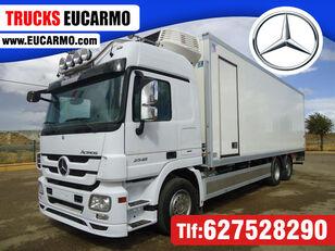 شاحنة التبريد MERCEDES-BENZ ACTROS 25 46
