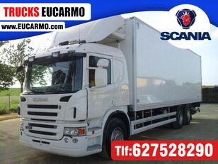 شاحنة التبريد SCANIA P 420