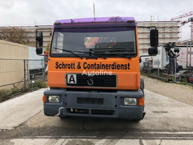 شاحنة نقل المخلفات MAN 25342