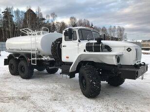 جديدة شاحنة الصهريج URAL Автомобиль специальный 5677 автоцистерна для перевозки питьевой