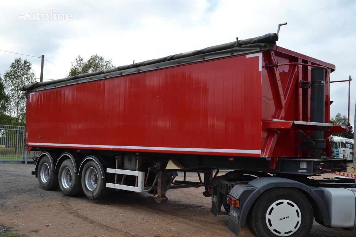 العربات نصف المقطورة شاحنة قلابة BODEX 40m3 2007