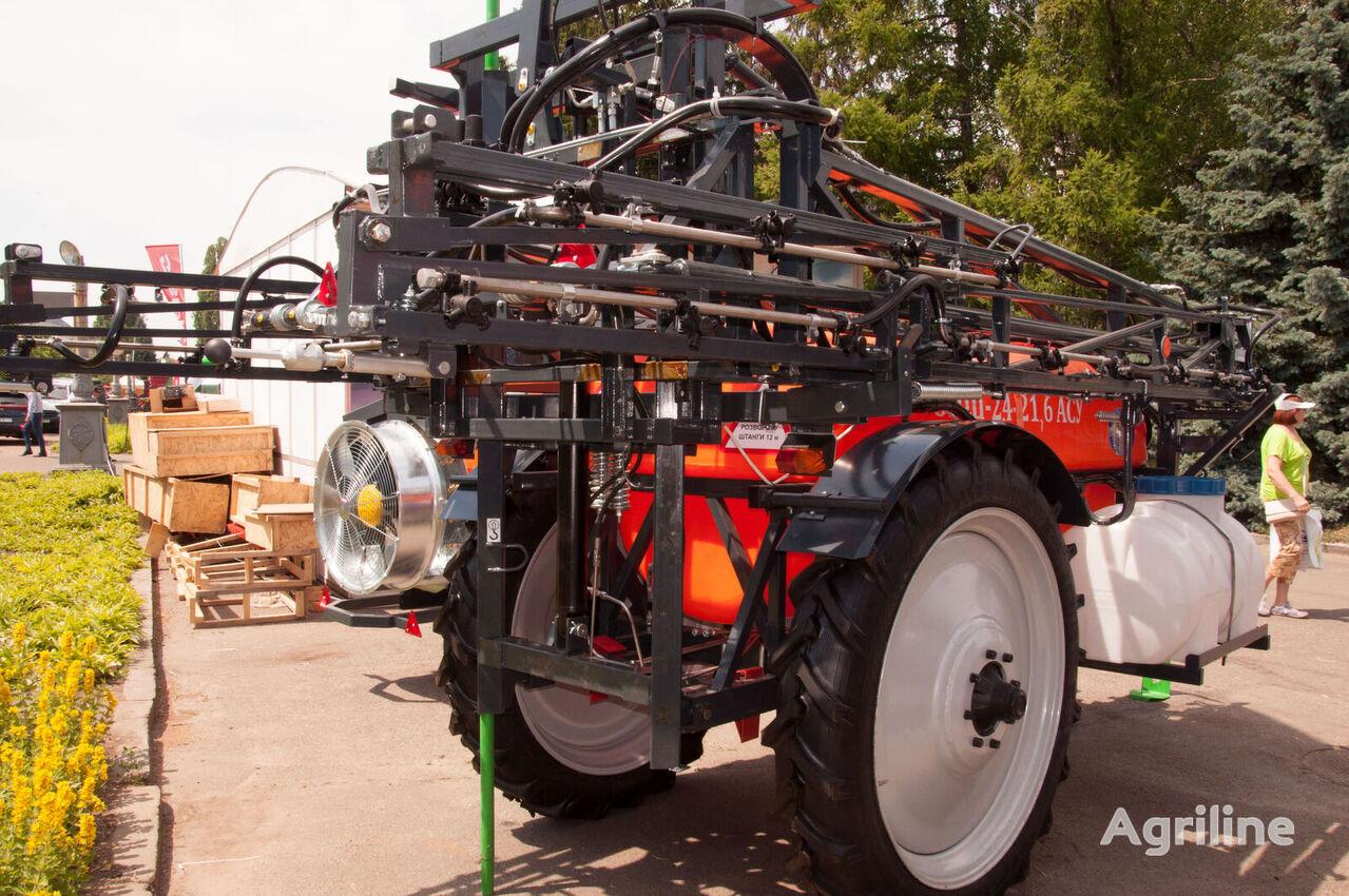 جديد آلة الرش المقطورة LVIVAGROMASHPROEKT OPSh-24-18 bazova model bez ASU