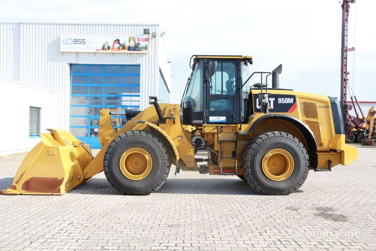 جرافة ذات عجلات CATERPILLAR 950 M *new tires*+*1 year guarantee*