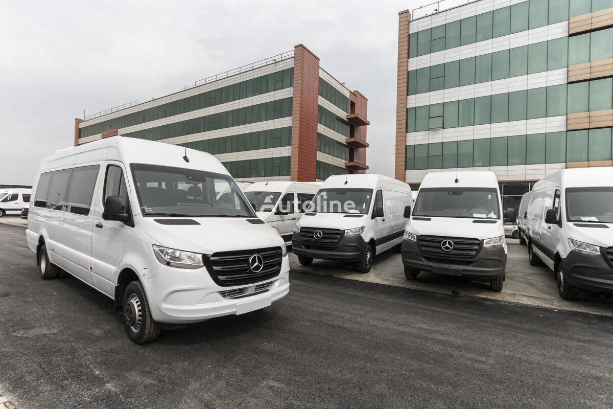 جديد الميكروباصات لنقل الركاب MERCEDES-BENZ IDILIS 516 19+1+1 *COC* 5500kg * Ready for delivery