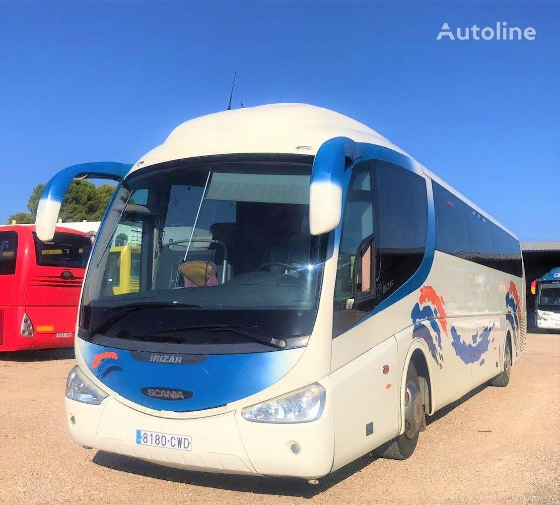 الباص السياحي SCANIA K124 - IRIZAR PB + 420 CV + 477.790 KM REALES