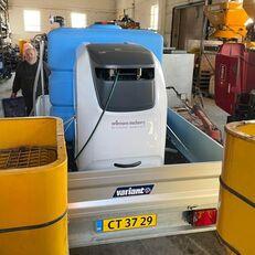 آلة الرش المعلقة Heatweed MID 3.0