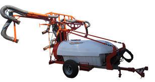 جديد آلة الرش المقطورة MaxiMarin Опрыскиватель для виноградников, прицепной с турбиной