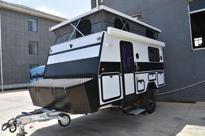 جديد بيت متنقل على عجلات Offroad Caravan XT12S