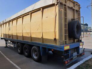العربات نصف المقطورة شاحنة نقل الحبوب ODAZ 935764 (хоппер)