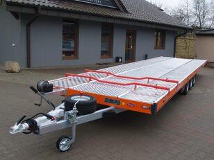جديد العربات المقطورة شاحنة نقل السيارات TA-NO Autotransporter TRIO 35.85FT PREMIUM