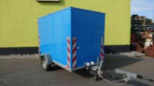 العربات المقطورة شاحنة مقفلة WM Meyer WM S-AZ