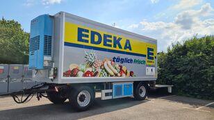 العربات المقطورة شاحنة مقفلة WÖZ Anhanger Iso Diesel - Strom