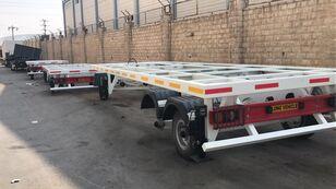 جديد العربات المقطورة شاحنة نقل الحاويات AKYEL TREYLER مقطورة  2019