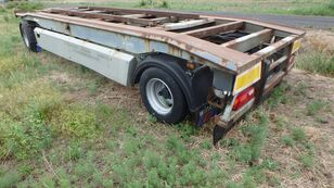 العربات المقطورة شاحنة نقل الحاويات Junge TCA18H für Haken Seil Container Hakowca linowca Lenhard