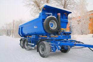 جديد العربات المقطورة شاحنة قلابة CHMZAP 83981-070-Р1
