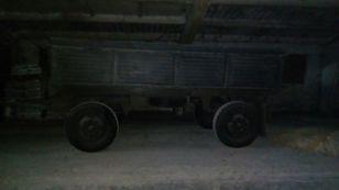 العربات المقطورة شاحنة قلابة GKB 819