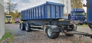 العربات المقطورة شاحنة قلابة NTM RTP-3