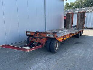 العربات المقطورة شاحنة مسطحة GHEYSEN DIEPLADER