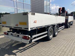 العربات المقطورة شاحنة مسطحة KÖGEL SVKT24