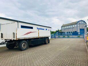 العربات المقطورة شاحنة مسطحة SCHMITZ CARGOBULL Baustoffanhänger